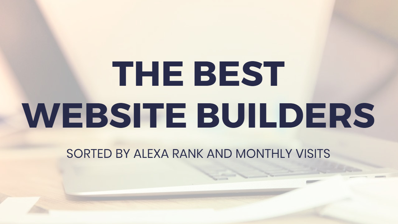 Best  Site Builders