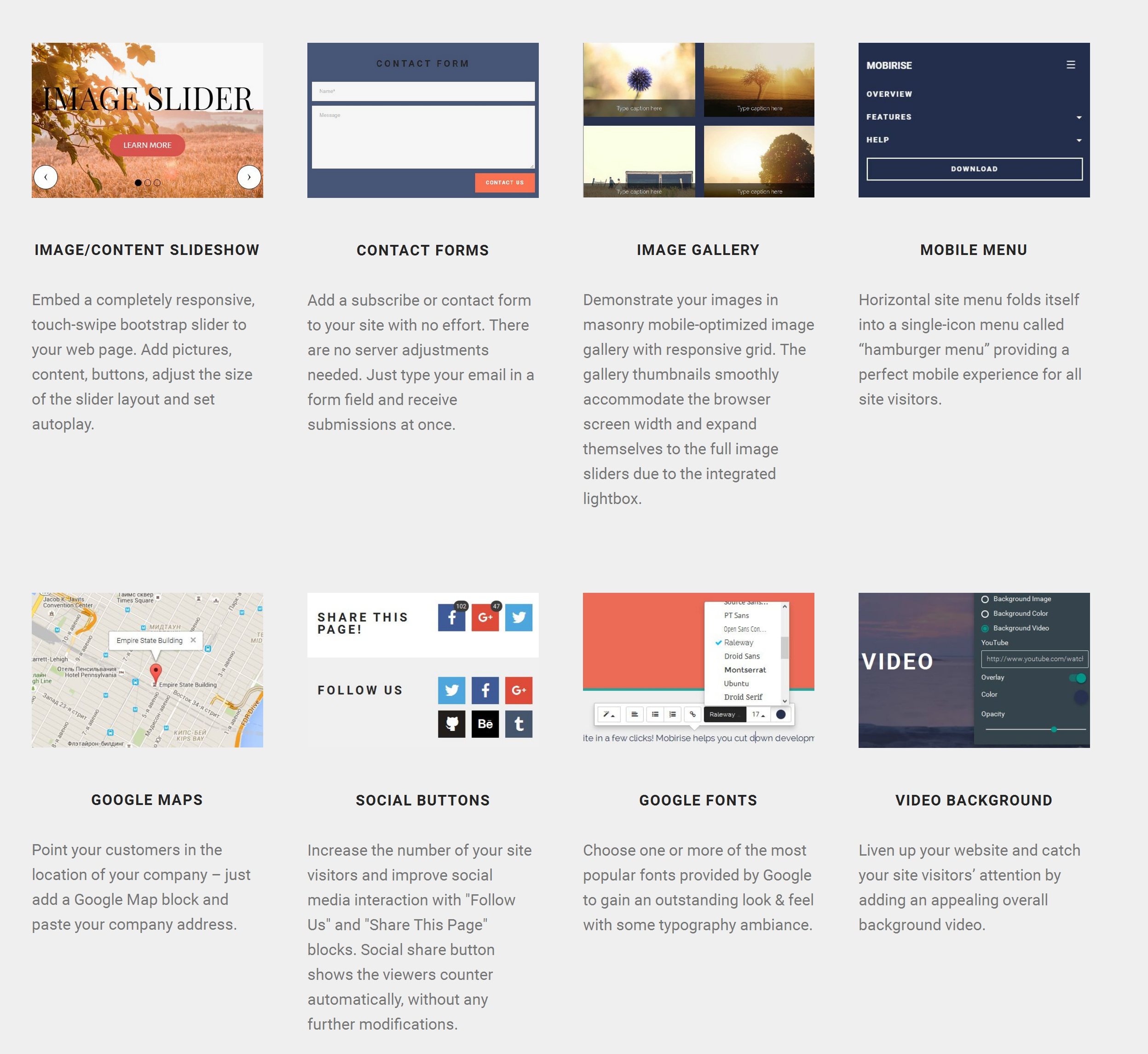 Best Bootstrap Web Page  Creator