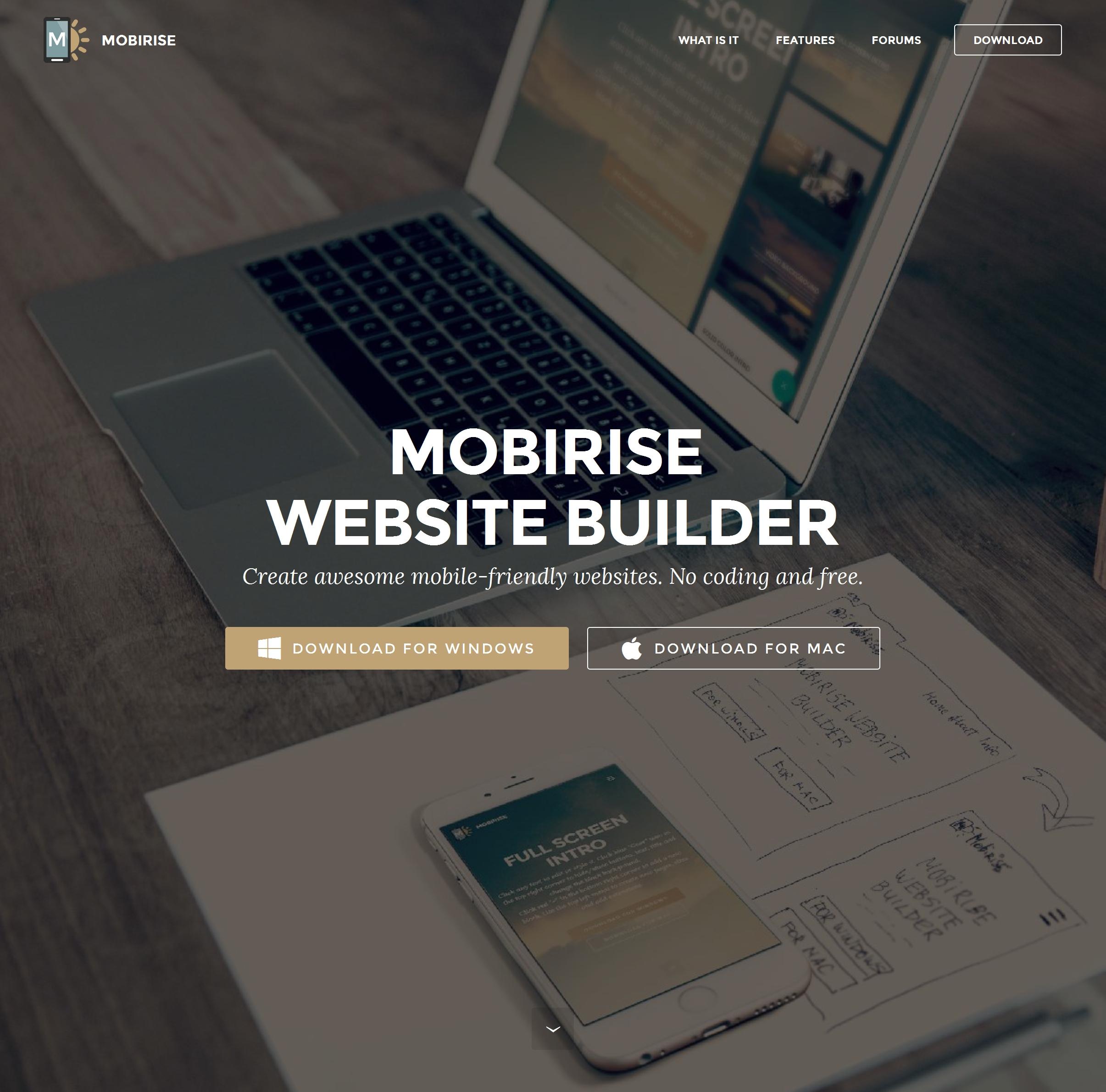 Best  Site Builder Software