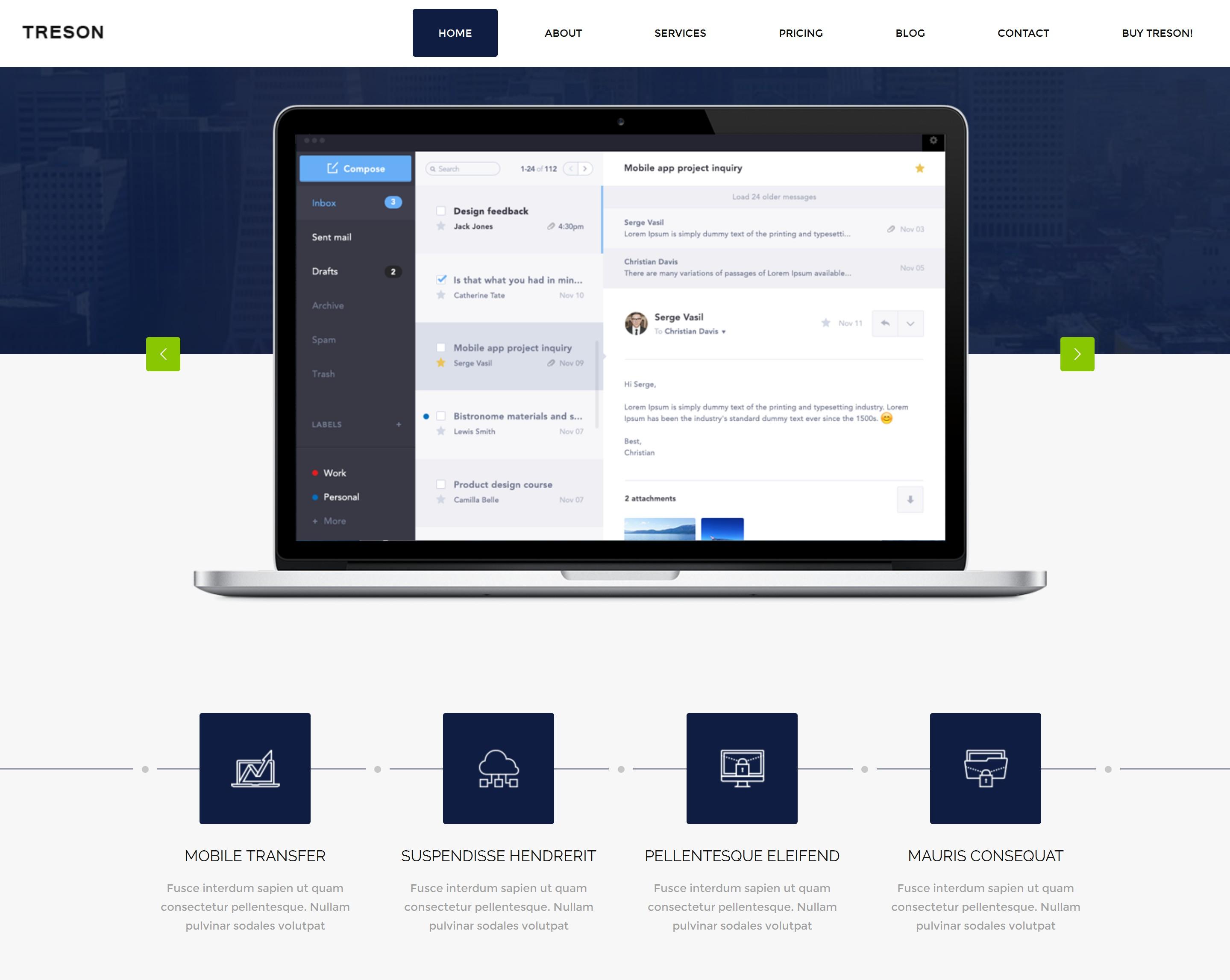 Free Download Bootstrap Magazine Theme