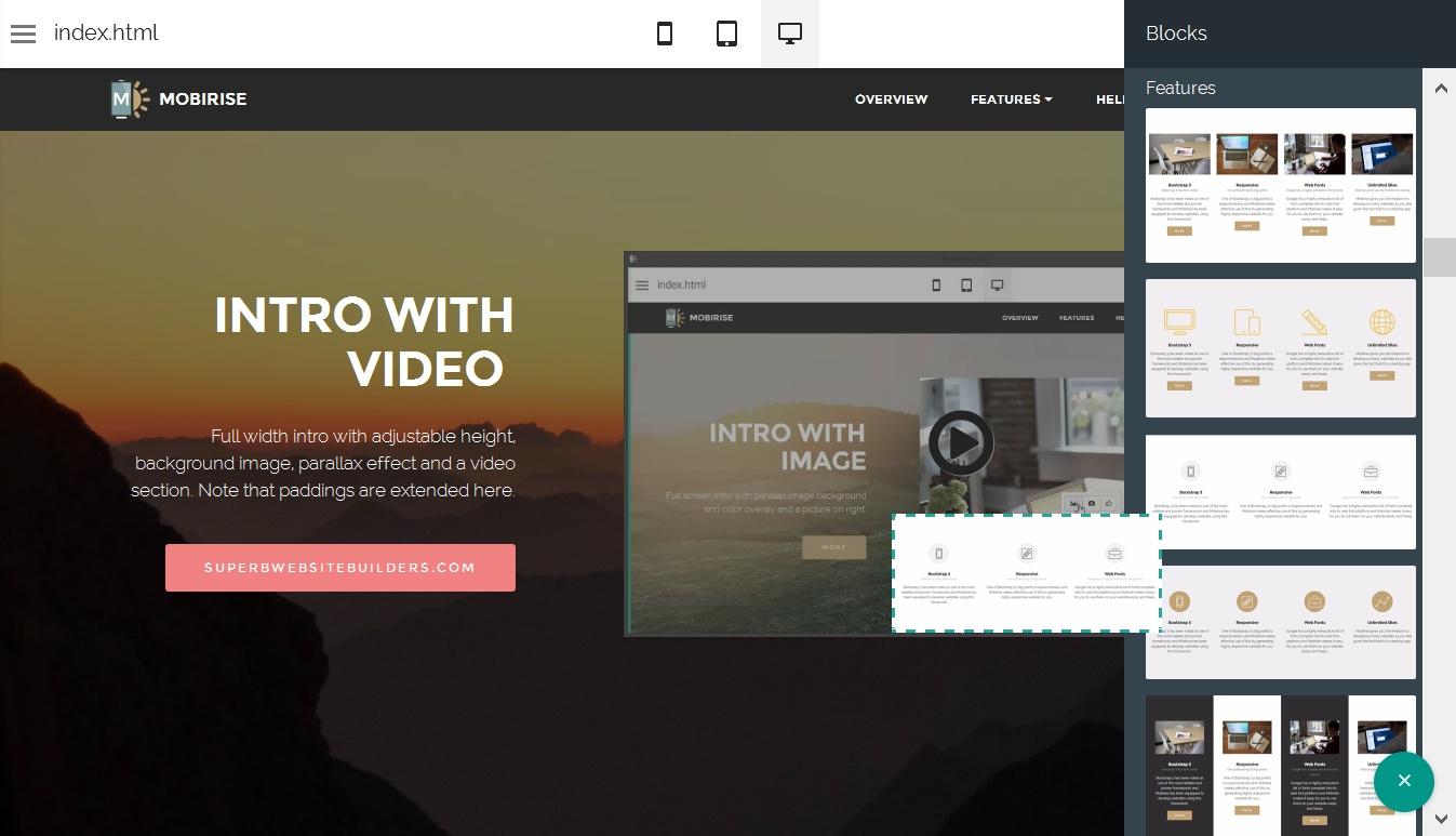 HTML Site Generator