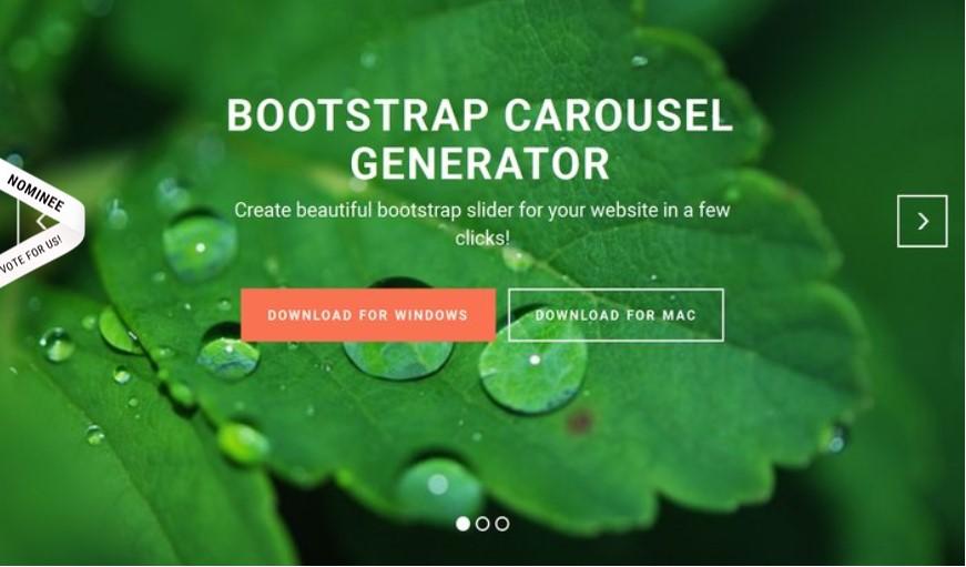Bootstrap Carousel Slider Demo