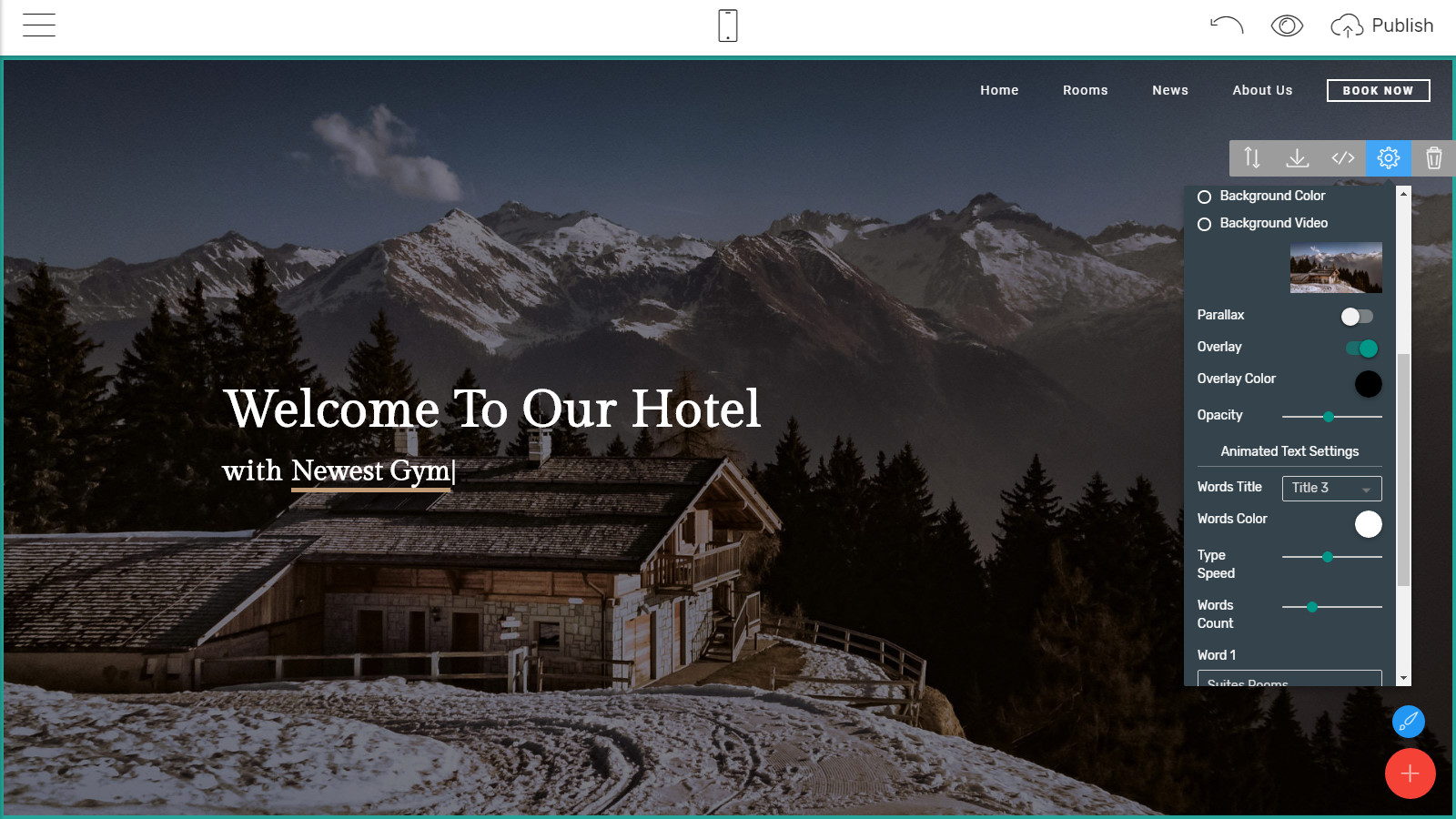 bootstrap site layouts